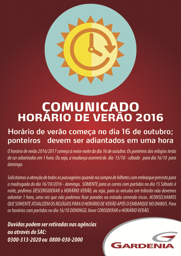 gardenia-horario-de-verao-2016